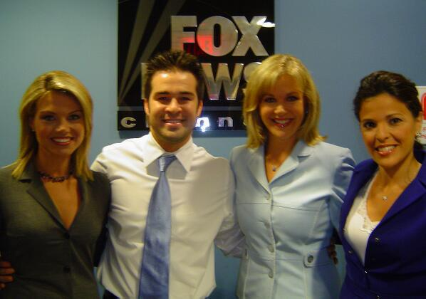 Photo: (From left to right): Heather Nauert, Daren Copely, Lis Weihl and Mercedes Colwin