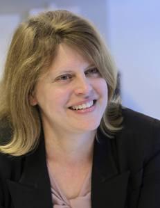 AP Washington Bureau Chief Sally Buzbee (AP Photo).